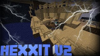DISASTER STRIKES! ( Minecraft Machinima / Hexxit v2 )