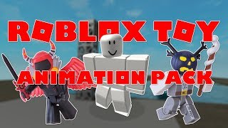 ROBLOX Toy animation pack