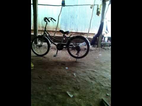 Bô xe đạp tu che