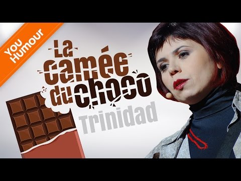 TRINIDAD, La camée du chocolat
