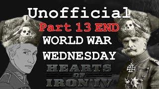 Hearts of Iron 4 - HOI4 Mod Challenge - Win the German Civil War (apres moi le deluge) - Part 13 END