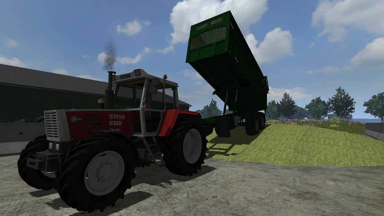 Farming Simulator 2013 Netherlands Special 2014 Episode 1 Steyr