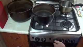 Рецепт рисовой каши от Папы Славы. Как варить рисовую кашу за 24 минуты(Рецепт рисовой каши очень прост. Для её приготовления нам понадобиться всего 24 минуты. Рецепт рисовой каши,..., 2014-09-18T16:48:13.000Z)