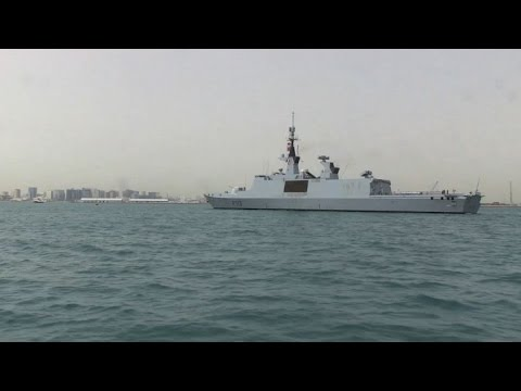 Doha International Maritime Defence Exhibition opens