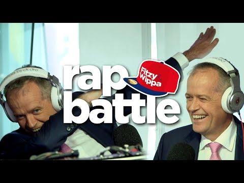 Bill Shorten vs Ray Hadley rap battle!!