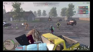H1Z1: Battle Royal German Ps4 MG regelt
