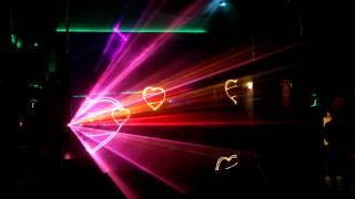 Лазерное Шоу на Свадьбу!