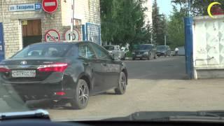 Путешествие в Кострому, серия вторая:'Костромские дороги: миф или реальность?'