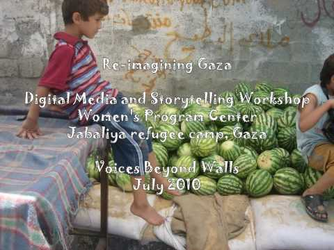 Re-imagining Gaza: Youth Photography and Films 2010