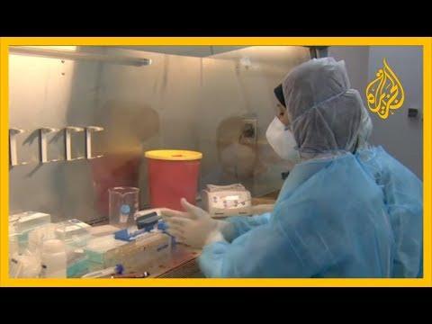 ???? السلطات بغزة تناشد العالم توفير مواد فحص فيروس كورونا للقطاع  - نشر قبل 3 ساعة