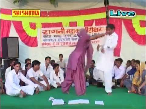 HARYANVI RAGNI---Mila Mene Tu Anpadh Bhartaar ---(HARERAM BAISLA & BABLI THAKUR)