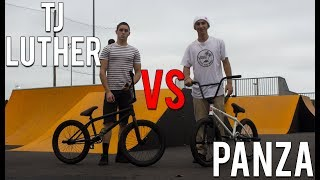 ANTHONY PANZA VS TJ LUTHER GAME OF BIKE (2017)