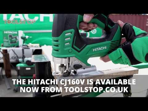 Hitachi CJ160V 800W Jigsaw - Full Demo Video