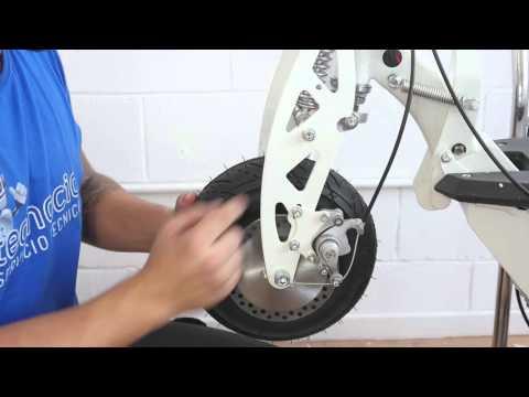 Comprar patinete eléctrico Urban Fox 2200W | Antes de comprarlo | Puesta en Marcha