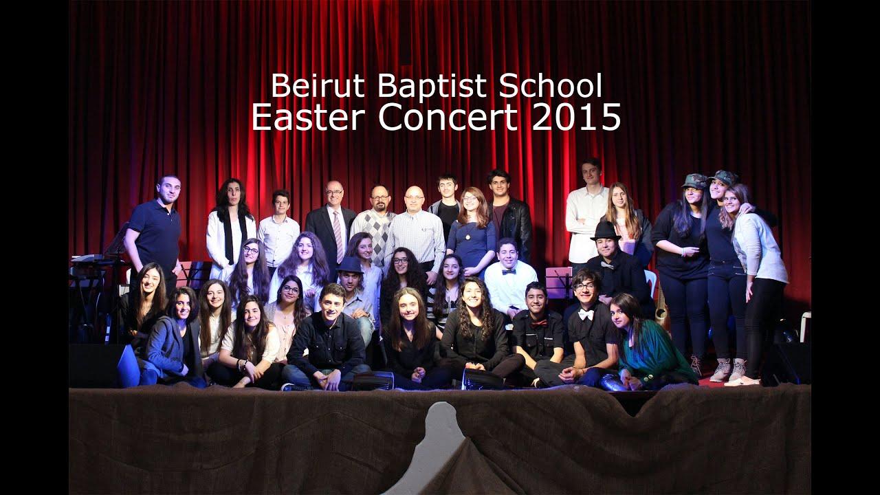 BBS Easter Concert 2015