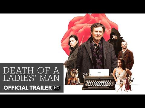 DEATH OF A LADIES' MAN Trailer [HD] Mongrel Media