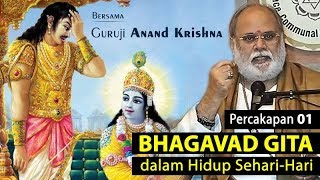 Download Mp3 Bhagavad Gita 01.01-47: Kegelisahan Seorang Arjuna | Anand Krishna