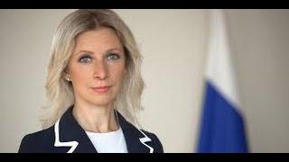 Мария Захарова -  Особое мнение на ЭМ (20.01.2017)