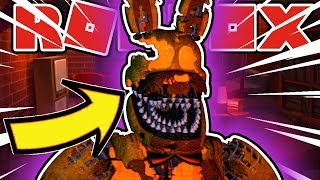 Unlocking Jack-O-Bonnie Halloween Event Badge in Roblox Ultimate Custom Night RP