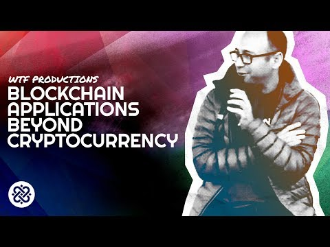 Blockchain Applications Beyond Cryptocurrency