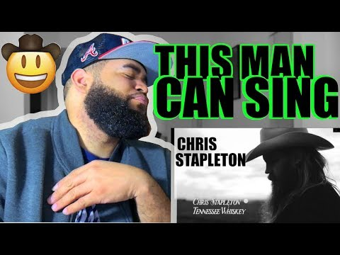 {{ REACTION }} ** FIRST TIME HEARING CHRIS STAPLETON - TENNESSEE WHISKEY