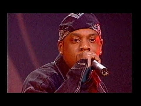 JAYZ   Performance  Can I Get A  Hard Knock Life  ThrowBack!