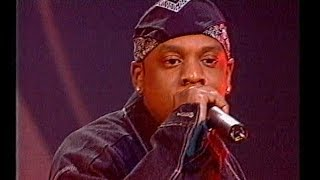 JAY-Z | LIVE Performance | 'Can I Get A' | 'Hard Knock Life' | ThrowBack!
