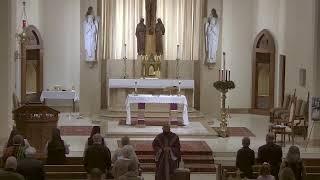 Second Sunday of Advent - 10:30 AM Mass at St. Joseph's (12.6.20)