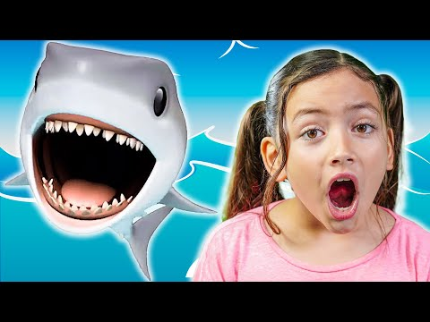 Baby Shark With Animojis