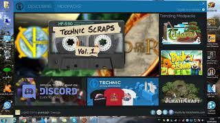 Tutorial: Como baixar o Technic Launcher