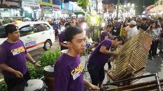 """MANUK DADALI -- Kreatif dan lincah, """"Calung Funk"""" Malioboro Yogyakarta"""
