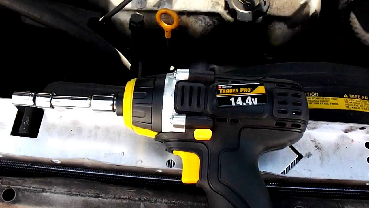 How To Use Impact Wrench Trades Pro Review