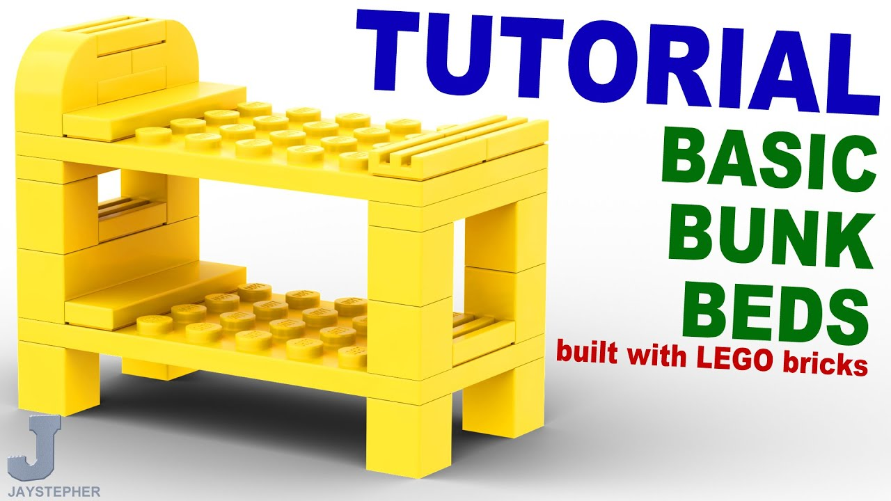 Lego Build Videos With Jaystepher