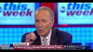 Chuck Schumer Admits: Democrats Don
