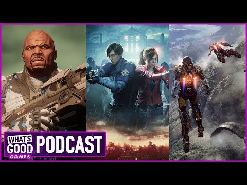 Most Anticipated Games 2019 - What's Good Games (Ep. 86)