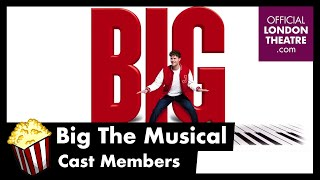 Big The Musical - Cast Member Introductions