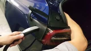 Моделі Tesla 3 автоматична зарядка реліз порту