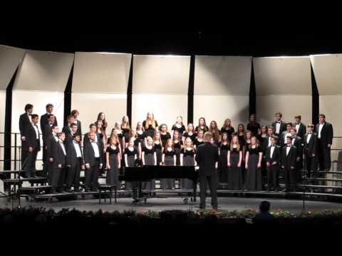 The Gift - Byron Nelson Acapella Concert - December 2015