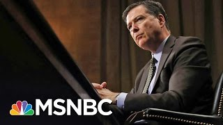 James Comey Agrees To Testify In Open Senate Hearing | For The Record | MSNBC
