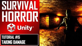 Hoe Maak je Een Survival Horror Game - Eenheid Tutorial 015 - BUG FIXES & KNIPPERT