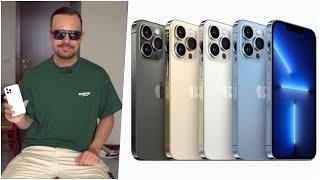 Apple iPhone 13, 13 Mini, 13 Pro & 13 Pro Max - Meine Meinung & Ersteindruck (Deutsch) | SwagTab