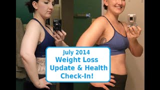 July Weight Loss & Health Update - Is the FODMAP diet Working & Getting off Anti-Anxiety Meds! Thumbnail