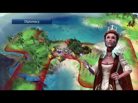 Let's Play Sid Meier's Civilization Revolution Indian Culture Victory (1-2)