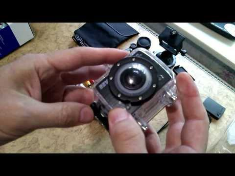 Экшн-камера DVR 905S видео-регистратор TEXET