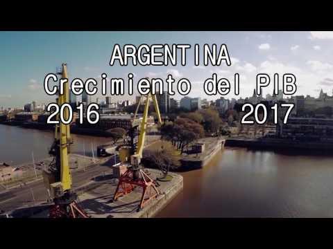 El crecimiento del PIB 2017 para las 10 economías latinoamericanas