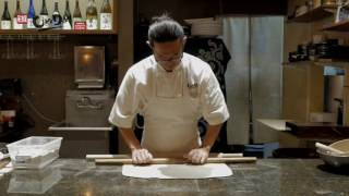How to make Soba : Takashi Moriyama of OkiDoki Tustin