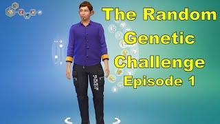 CAS Creaties: De Random Genetische Uitdaging, Aflevering 1