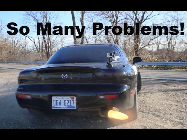 9 Reasons Why I Hate Rob Dahm's 3 Rotor RX-7