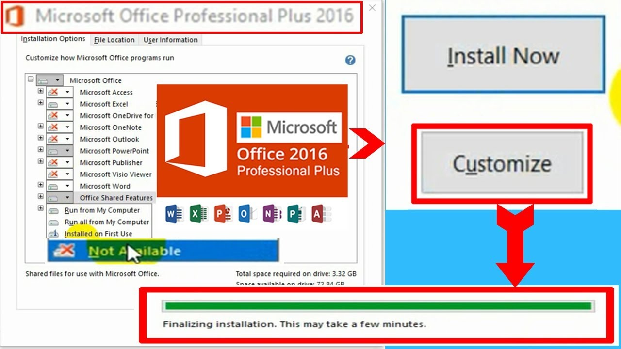 free ms office 2016 activator