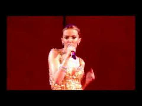 Kylie Minogue  The Locomotion Showgirl